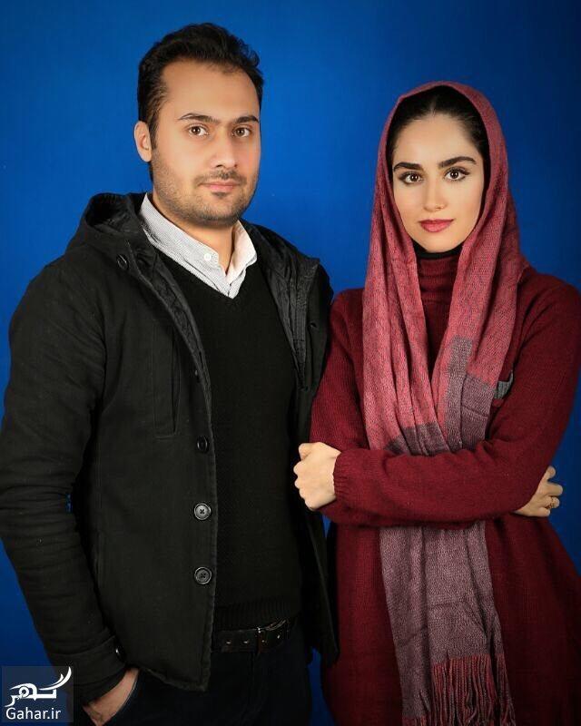 567031 Gahar ir عکس/ ماجرای آشنایی هانیه غلامی و همسرش