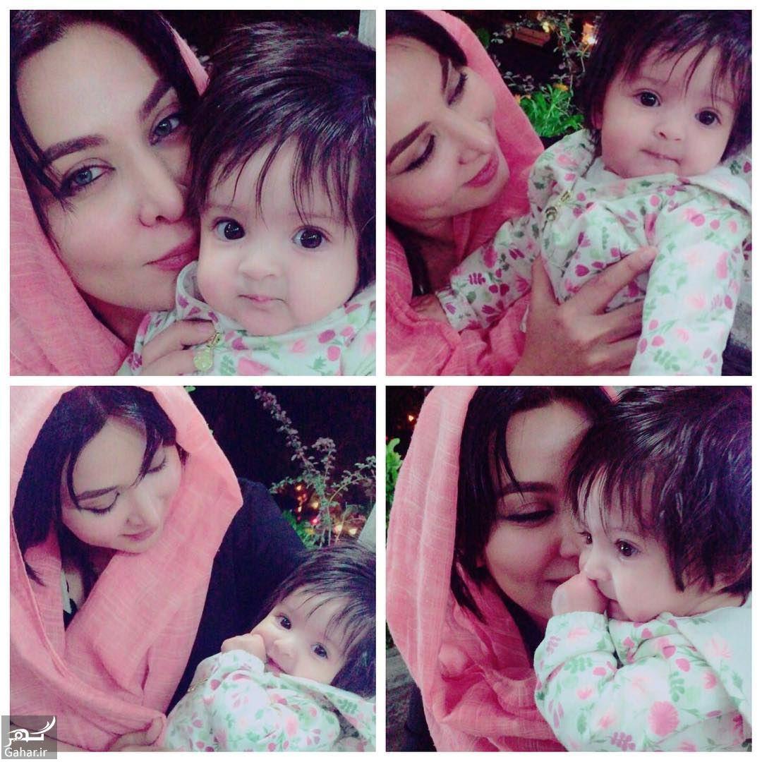 720532 Gahar ir عکس جذاب و دیدنی از فقیه سلطانی و دختر زیبایش گندم