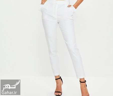 805984 Gahar ir آموزش ست کردن لباس با شلوار سفید زنانه و دخترانه