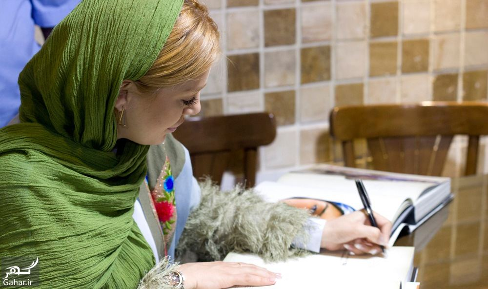 039065 Gahar ir عکس های اکران مردمی «پا تو کفش من نکن» با حضور سحر قریشی در مشهد