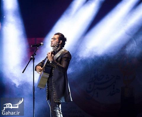 039201 Gahar ir عکس های بازیگران در هفدهمین جشن حافظ