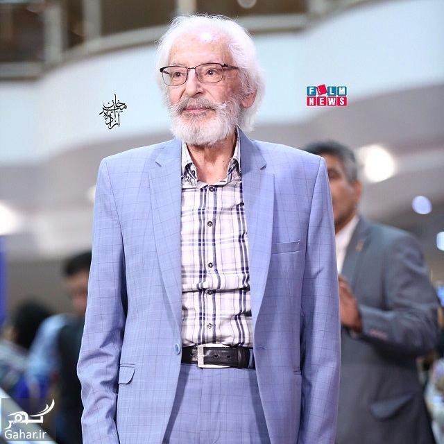 071718 Gahar ir آخرین سری از تصاویر بازیگران در هفدهمین جشن حافظ
