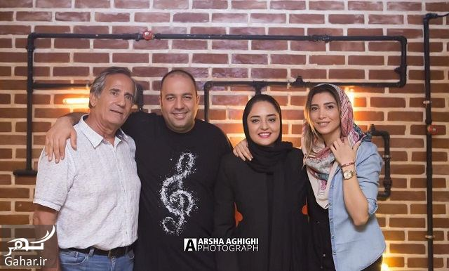 117766 Gahar ir عکس های جدید و متفاوت نرگس محمدی و همسرش در تولد امید معلم