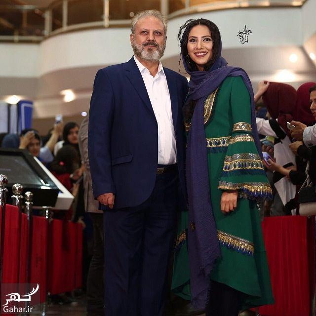 131687 Gahar ir تصاویر/ پوشش متفاوت هنرمندان در هفدهمین جشن حافظ