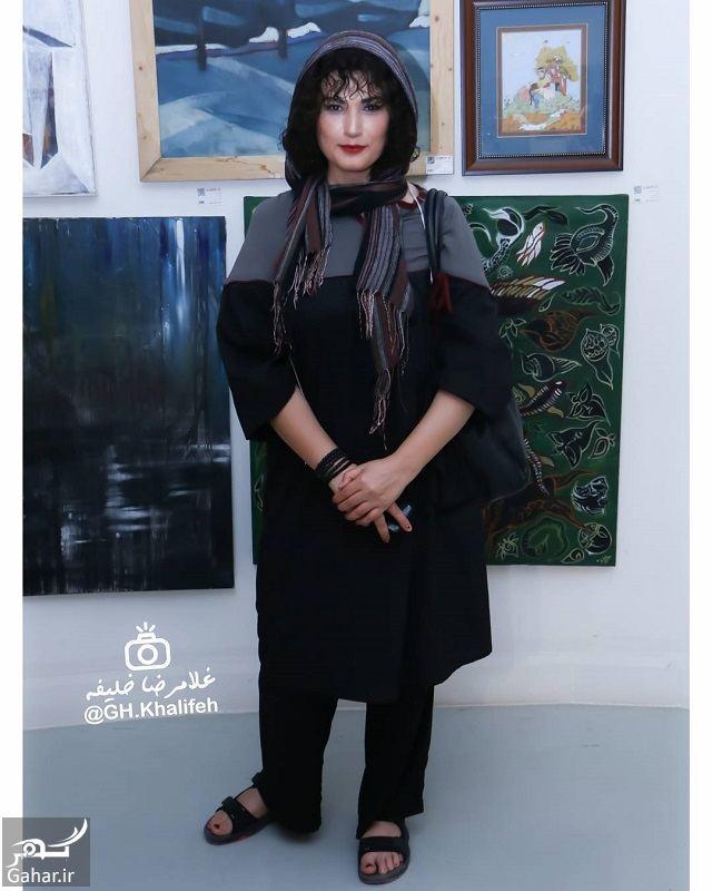 176957 Gahar ir تصاویر/ ظاهر متفاوت بازیگران در خانه هنرمندان ایران