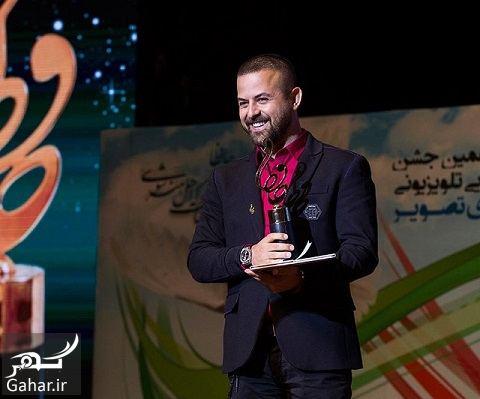 278815 Gahar ir عکس های بازیگران در هفدهمین جشن حافظ