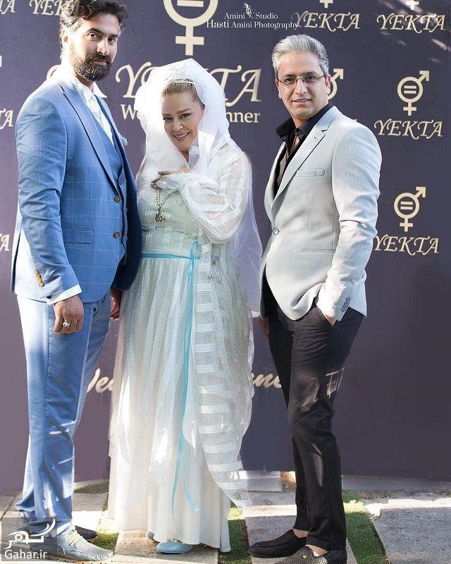 293162 Gahar ir عکس های دیدنی از مراسم ازدواج مجدد بهاره رهنما با حضور هنرمندان