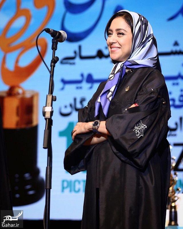 309209 Gahar ir تصاویر/ پوشش متفاوت هنرمندان در هفدهمین جشن حافظ