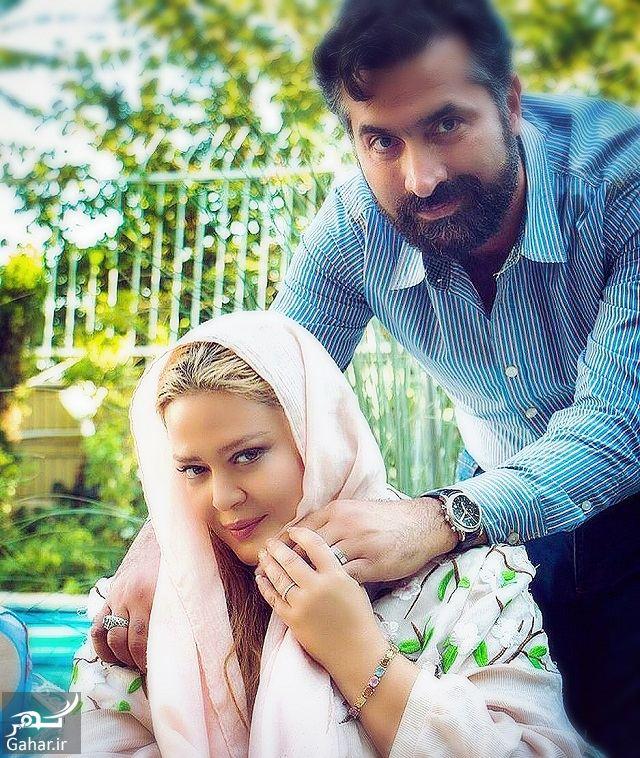 317083 Gahar ir عکس خصوصی بهاره رهنما و همسر جدیدش بعد از مراسم ازدواجشان
