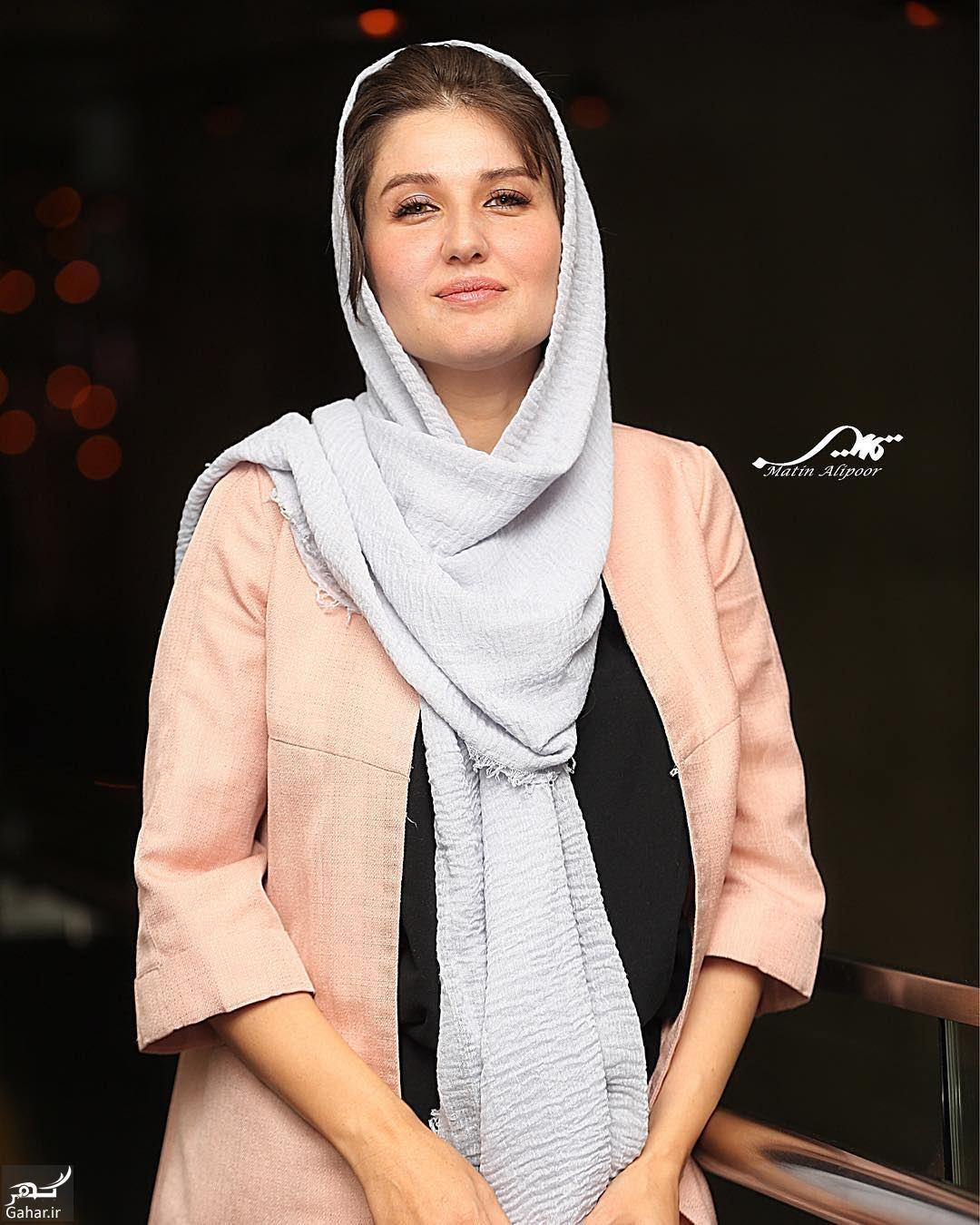 351650 Gahar ir عکس های جدید گلوریا هاردی و همسرش ساعد سهیلی در مراسم اکران پل خواب