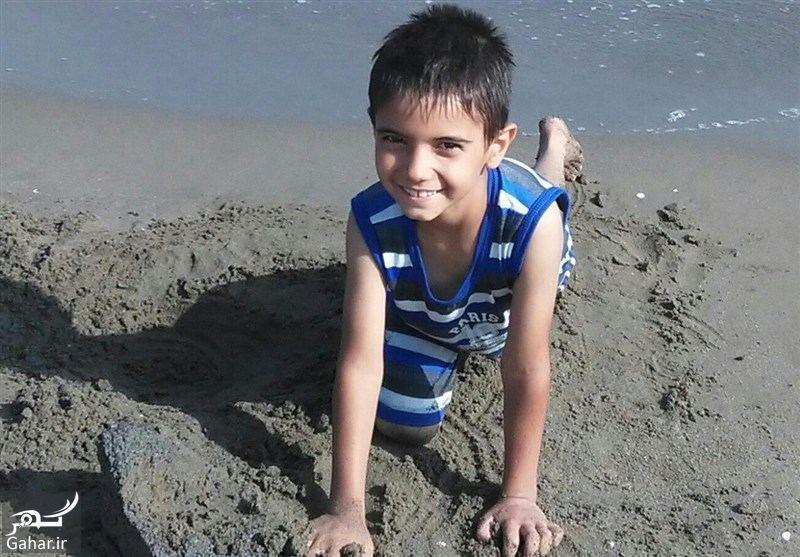 352534 Gahar ir مفقود شدن پارسا قندی پسر بچه 8 ساله + جزئیات خبر