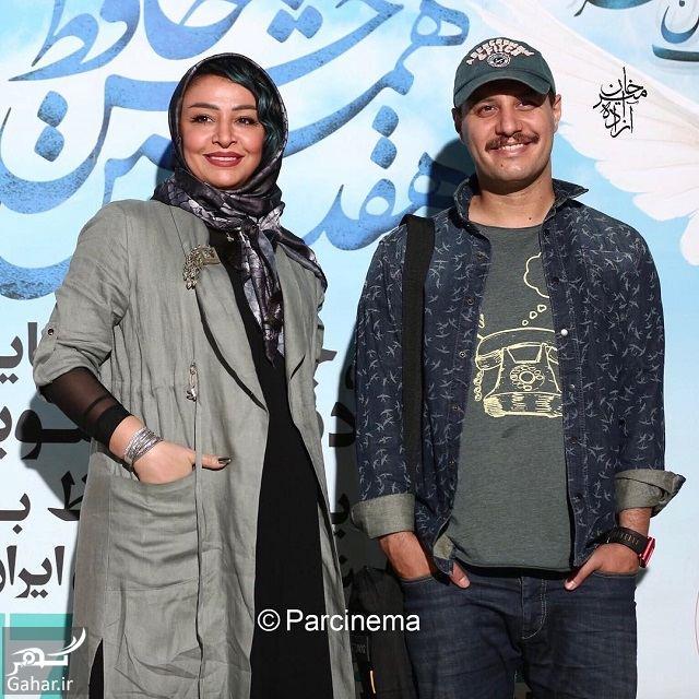 446179 Gahar ir عکس/ بازیگران در مراسم خصوصی اهدای جوایز برگزیدگان جشن حافظ 96