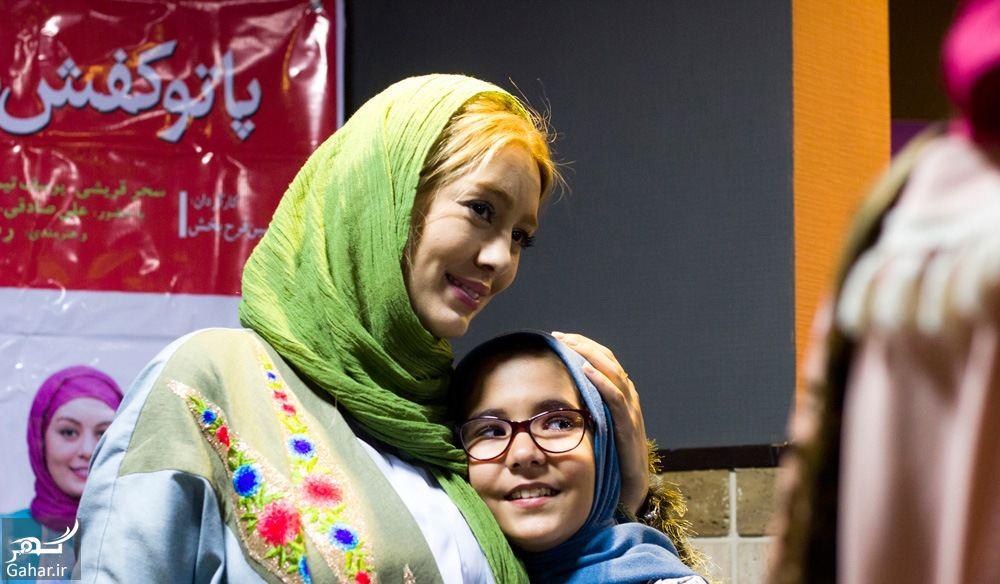 480461 Gahar ir عکس های اکران مردمی «پا تو کفش من نکن» با حضور سحر قریشی در مشهد