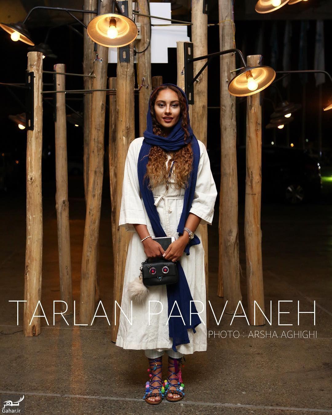 487832 Gahar ir عکس/ تیپ خاص ترلان پروانه در ششمین جشنواره فیلم شهر