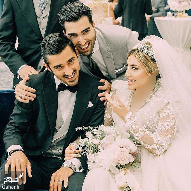 504769 Gahar ir عکس/ حضور حسین تهی در مراسم عروسی رضا قوچان نژاد و خواهر ساره بیات