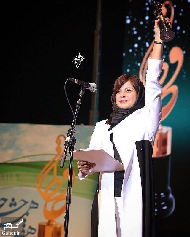 531799 Gahar ir تصاویر/ پوشش متفاوت هنرمندان در هفدهمین جشن حافظ