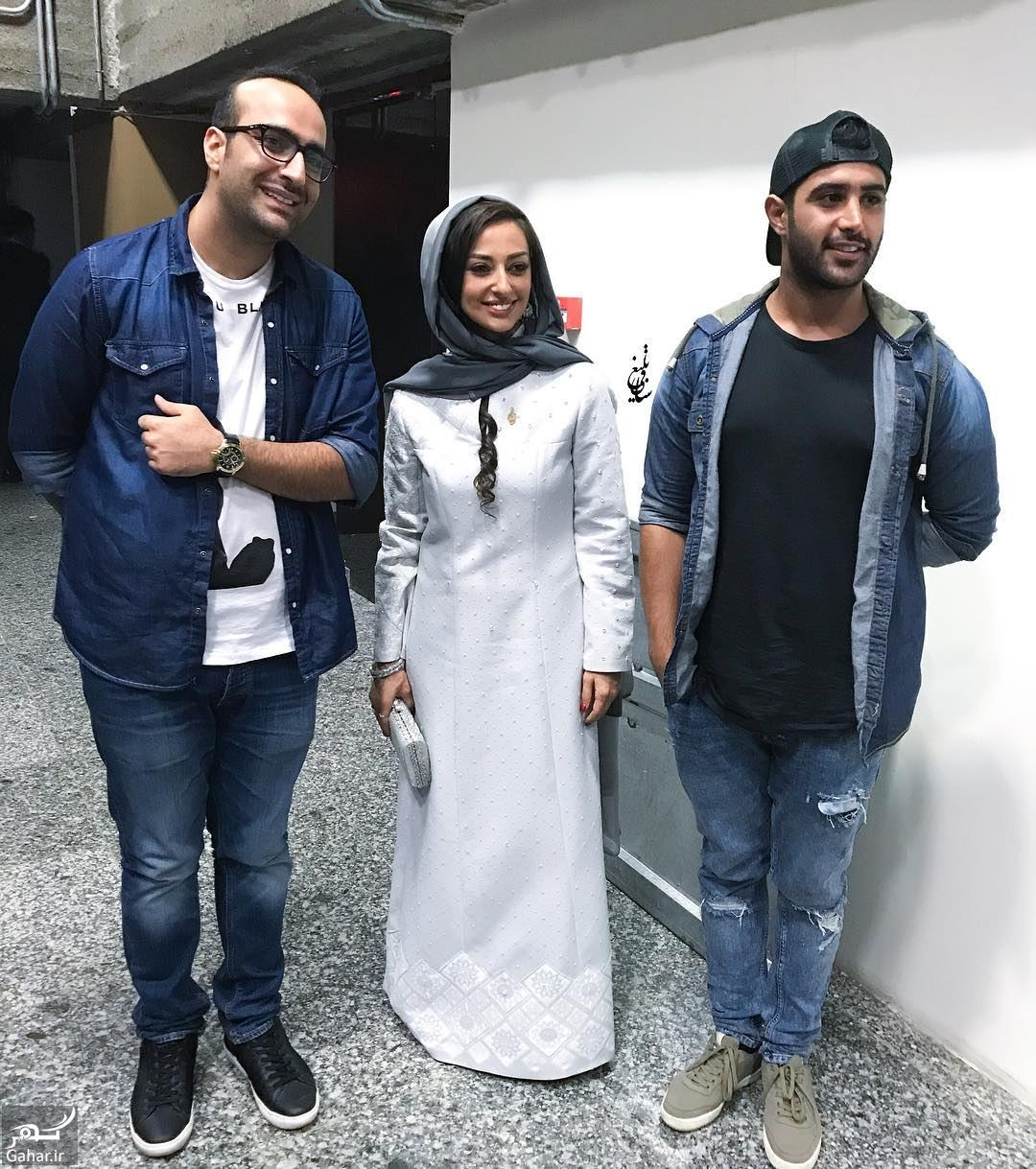 574046 Gahar ir عکس های بازیگران در هفدهمین جشن حافظ