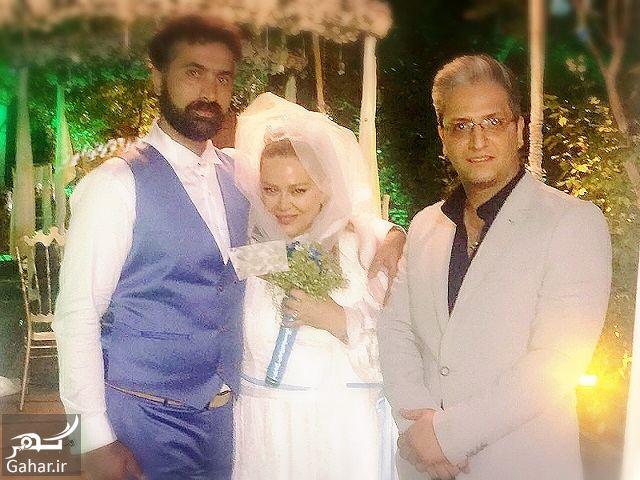 574444 Gahar ir بهاره رهنما برای دومین بار ازدواج کرد + عکس بهاره رهنما و همسرش