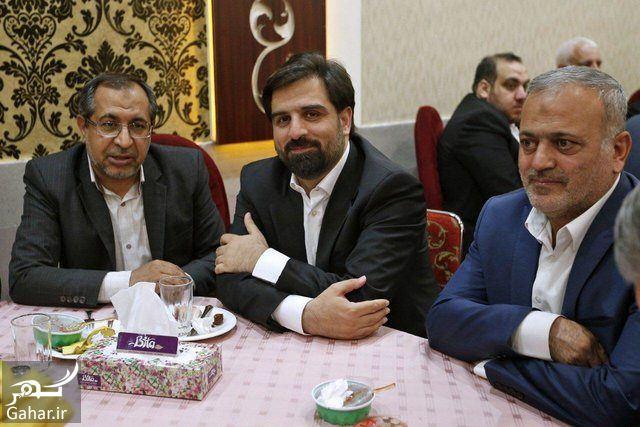 595866 Gahar ir عکسهای مراسم عروسی پسر لاریجانی رئیس مجلس