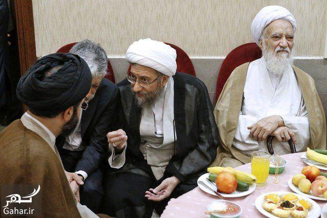 608018 Gahar ir عکسهای مراسم عروسی پسر لاریجانی رئیس مجلس