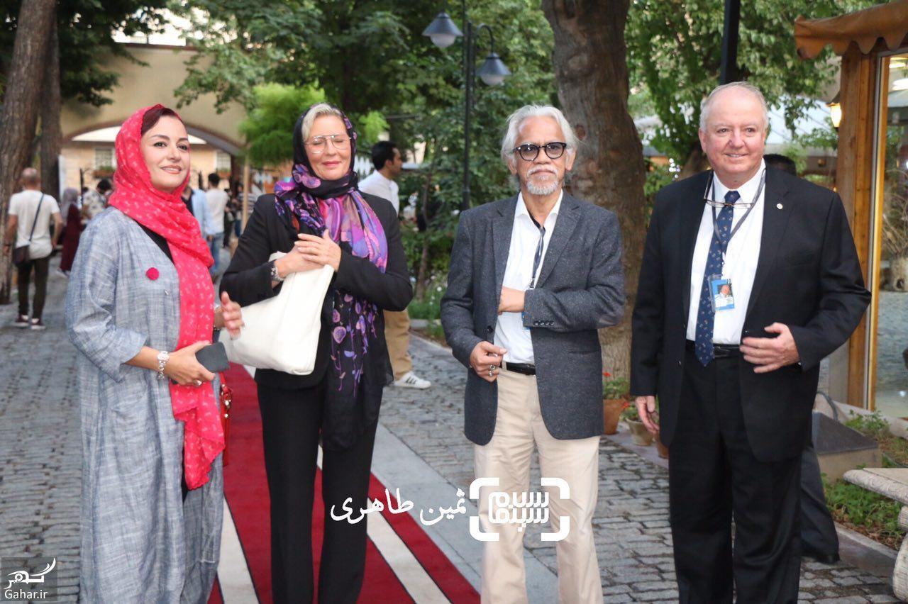 628176 Gahar ir عکس های متفاوت بازیگران در افتتاحیه جشنواره بین المللی فیلم شهر