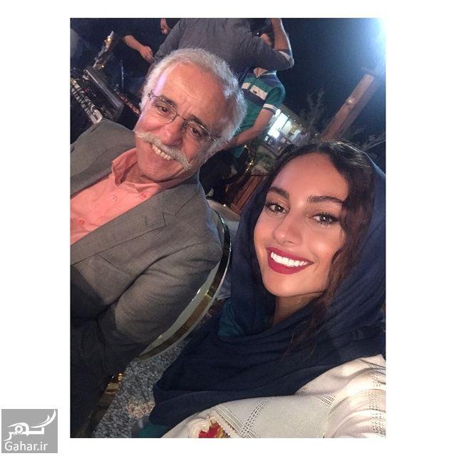 638408 Gahar ir عکس/ بازیگران در مراسم خصوصی اهدای جوایز برگزیدگان جشن حافظ 96