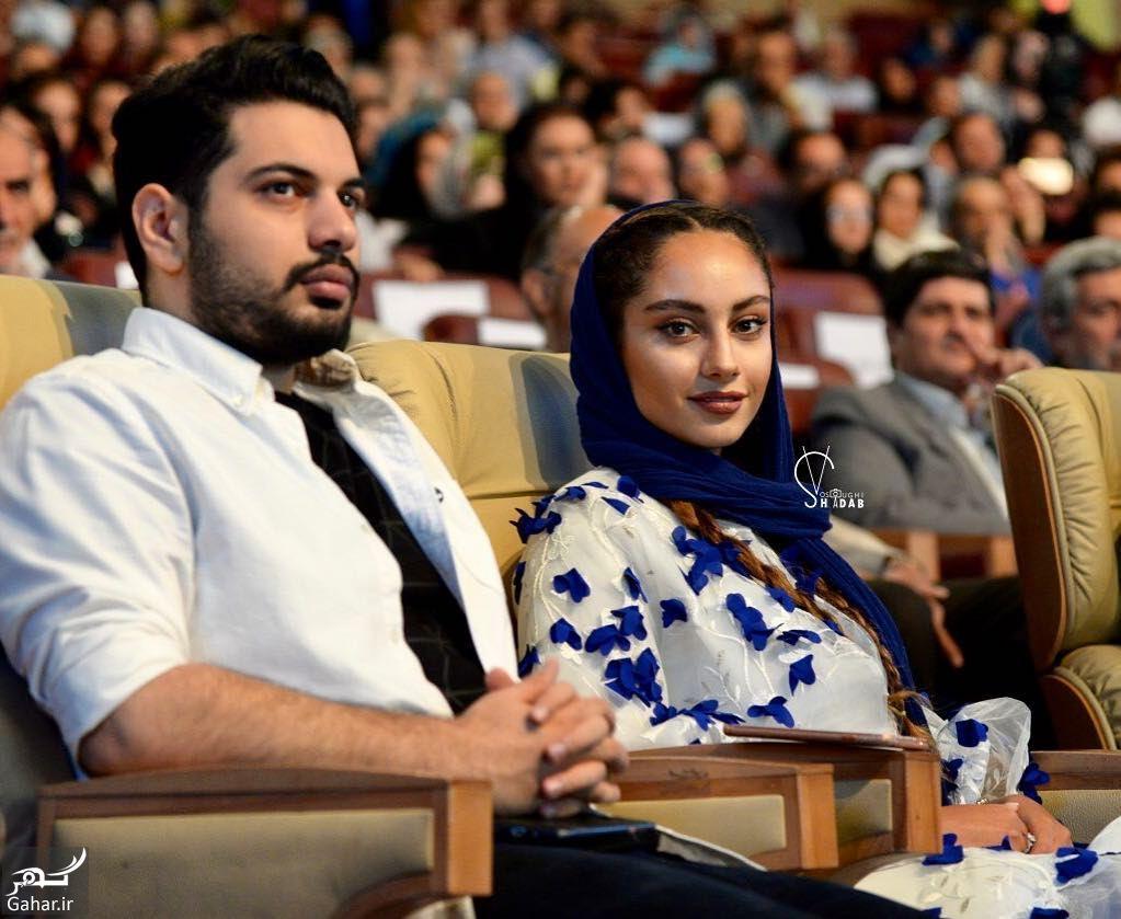 660749 Gahar ir عکس جدید و دیدنی ترلان پروانه و برادرش در اختتامیه جشنواره فیلم شهر