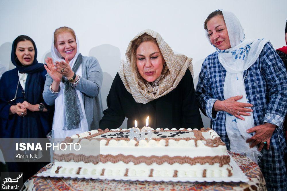696216 Gahar ir عکس های جذاب و دیدنی از تولد 60 سالگی مهرانه مهین ترابی با حضور هنرمندان