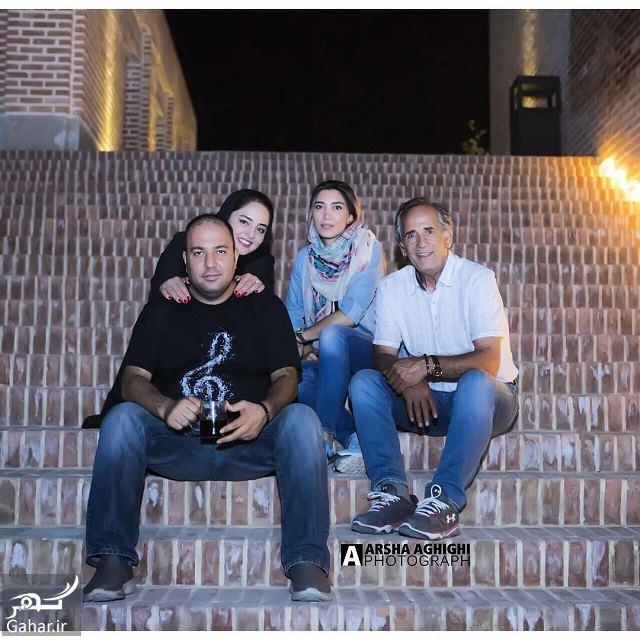 832181 Gahar ir عکس های جدید و متفاوت نرگس محمدی و همسرش در تولد امید معلم