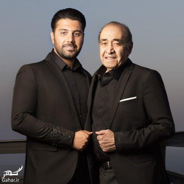 853315 Gahar ir فیلم/ تیکه سنگین احسان خواجه امیری به آزاده نامداری در کنسرتش!!