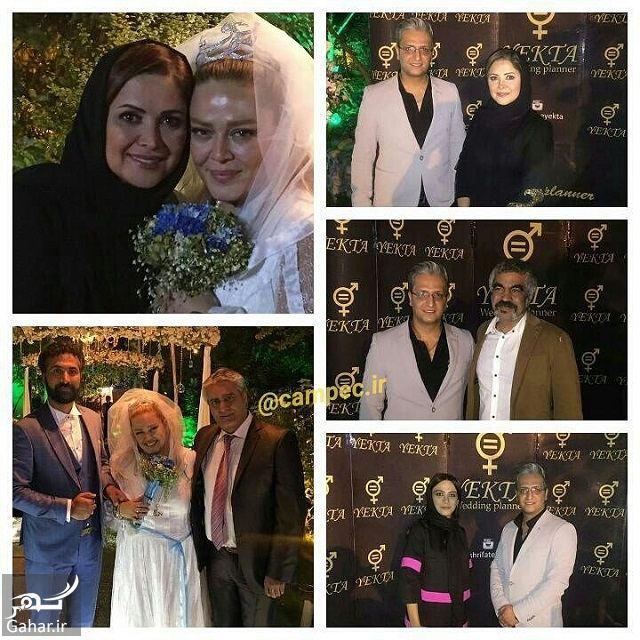861182 Gahar ir عکس های دیدنی از مراسم ازدواج مجدد بهاره رهنما با حضور هنرمندان