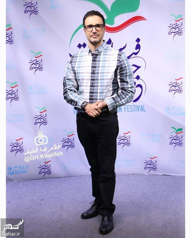 862410 Gahar ir تصاویر جدید و متفاوت بازیگران در جشنواره فیلم سلامت