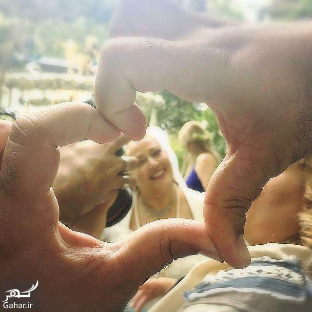 871384 Gahar ir عکس های جذاب و دیدنی بهاره رهنما در آغوش همسر جدیدش