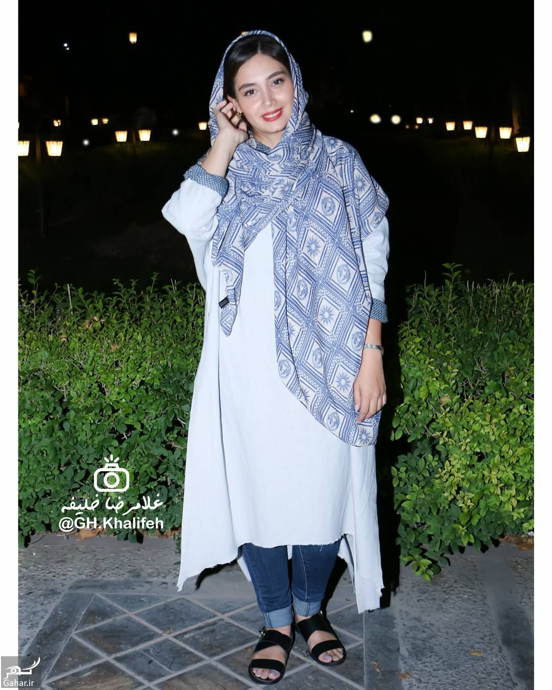 922143 Gahar ir عکس های جدید دیبا زاهدی در اکران خصوصی فیلم اگزما