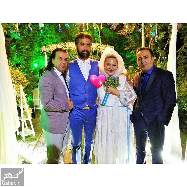 949360 Gahar ir عکس های دیدنی از مراسم ازدواج مجدد بهاره رهنما با حضور هنرمندان