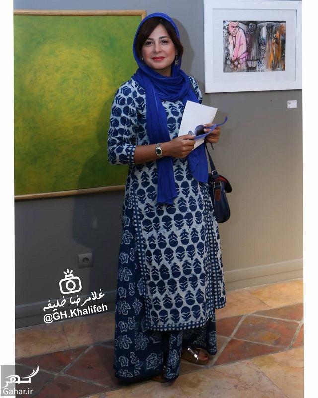 958304 Gahar ir تصاویر/ ظاهر متفاوت بازیگران در خانه هنرمندان ایران