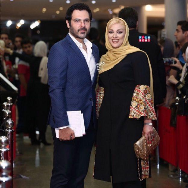 961558 Gahar ir 624x624 آخرین سری از تصاویر بازیگران در هفدهمین جشن حافظ