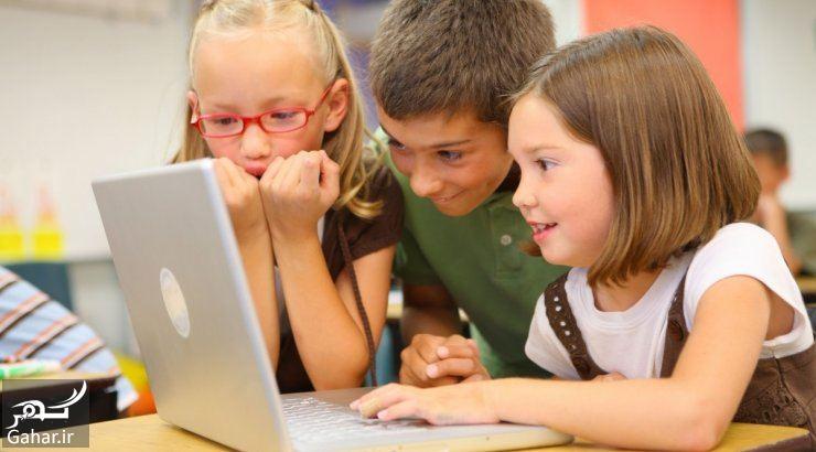 037673 Gahar ir آیا می دانید اینترنت برای فرزندانتان چه خطراتی به دنبال دارد؟