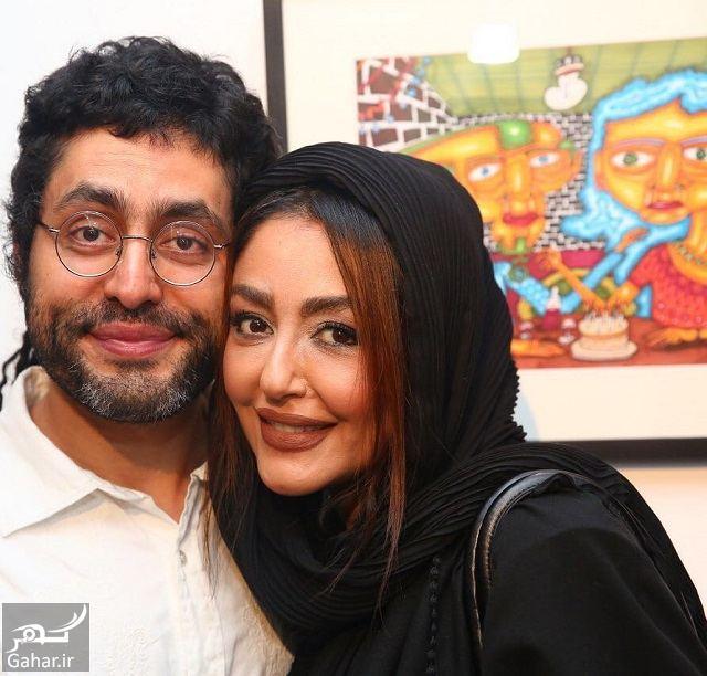 041915 Gahar ir عکس جدید و متفاوت شقایق فراهانی در کنار برادرش آذرخش فراهانی