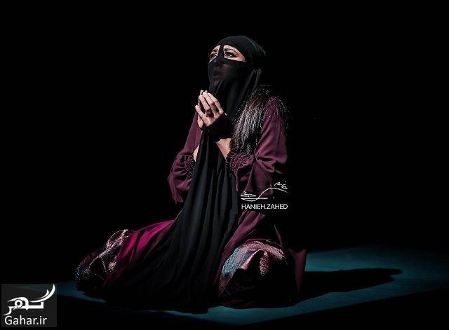 079959 Gahar ir عکس های دیدنی آزاده صمدی در یک نمایش