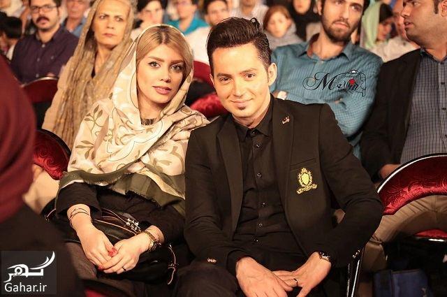 142169 Gahar ir عکس های متفاوت شهنام شهابی و همسرش در نوزدهمین جشن خانه سینما