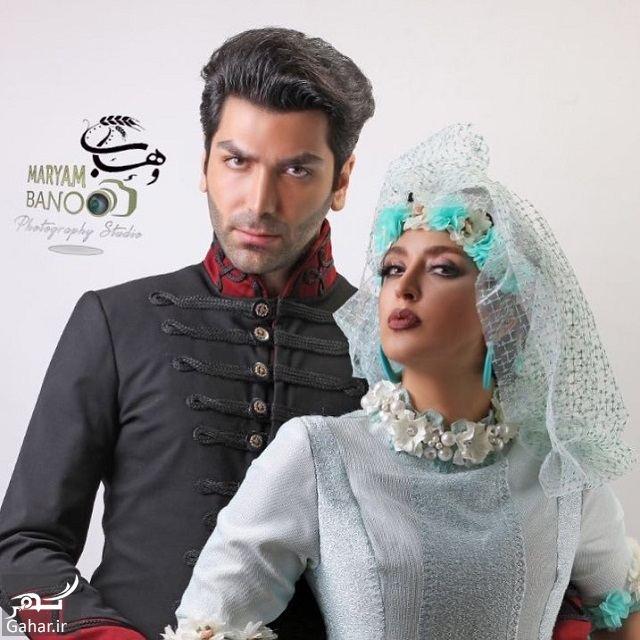 287888 Gahar ir عکس های جذاب و دیدنی از عروسی فریبا طالبی به همراه همسرش