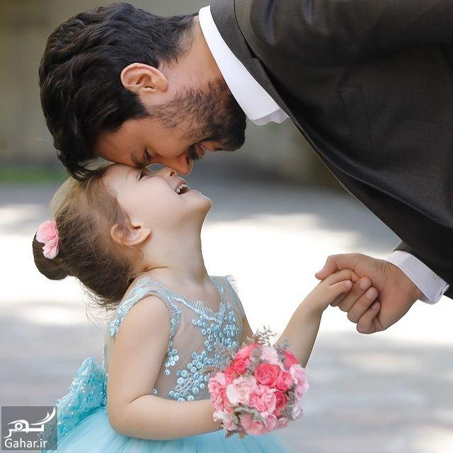291100 Gahar ir عکس های دیدنی شاهرخ استخری و دختر زیبایش « پناه »