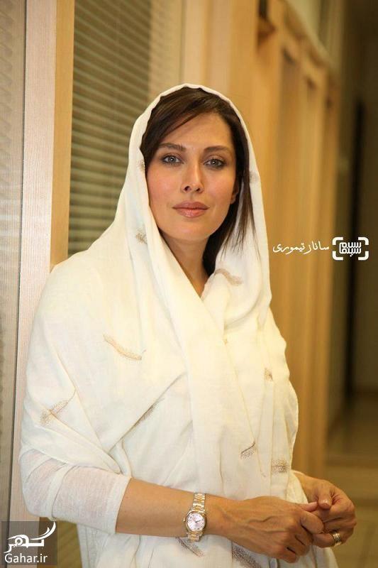 305262 Gahar ir عكس های مهتاب كرامتی در اكران فيلم ماجان با تيپ متفاوت