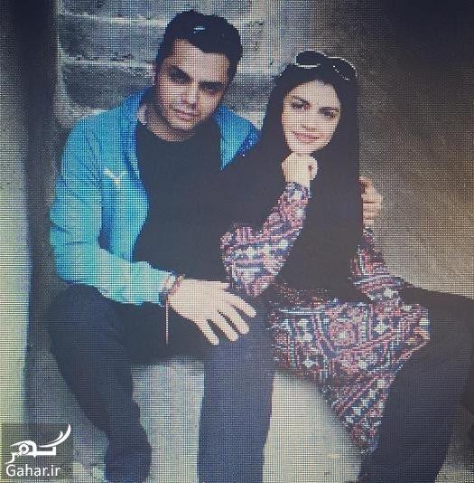 460911 Gahar ir عکس جدید آرش ظلی پور و همسرش + بیوگرافی آرش ظلی پور