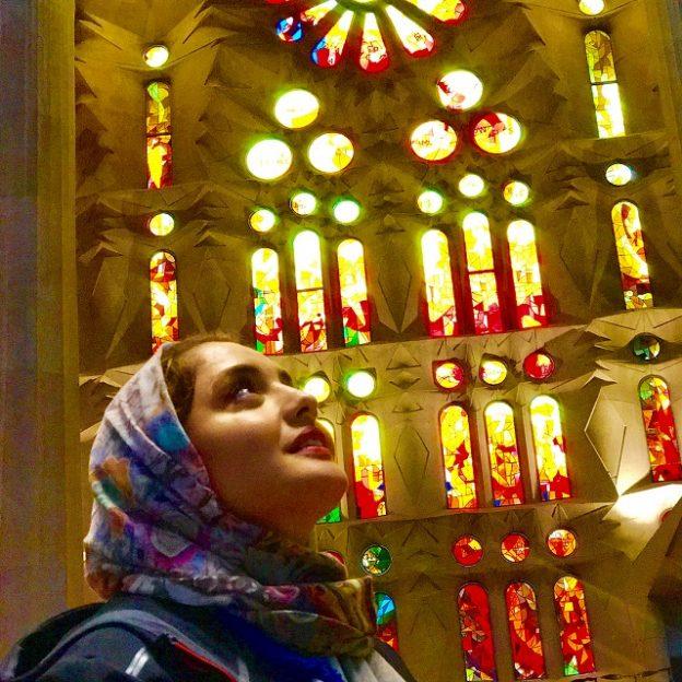 536062 Gahar ir 624x624 تصاویر / تفریحات شخصی نرگس محمدی و همسرش در اسپانیا