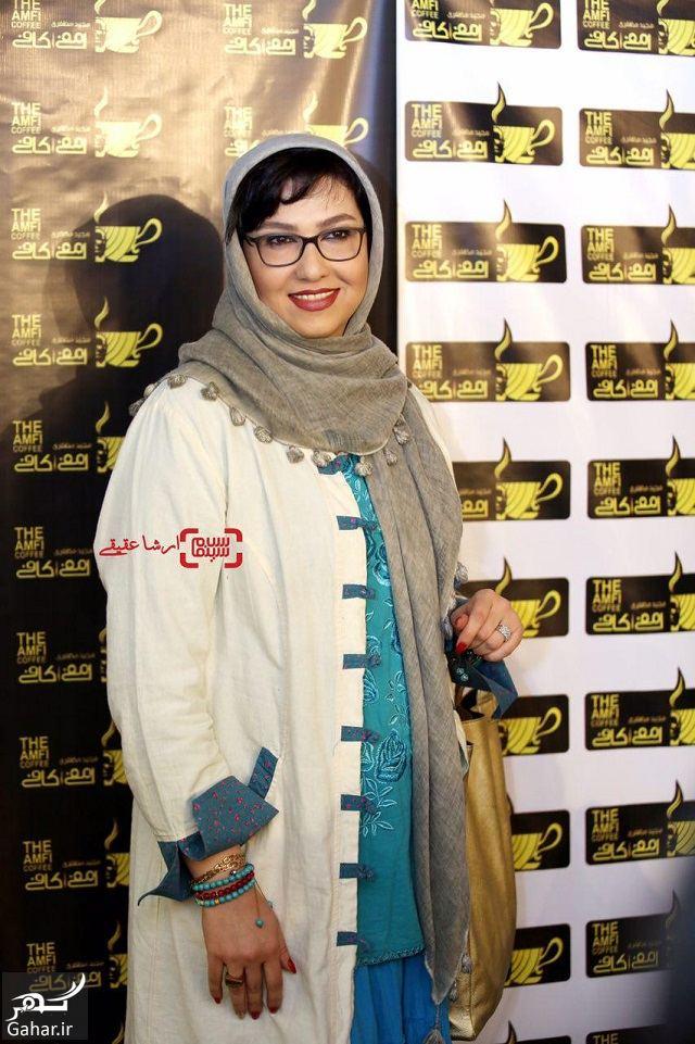 541566 Gahar ir تصاویر دیدنی از مراسم افتتاحیه آمفی کافه مجید مظفری با حضور هنرمندان