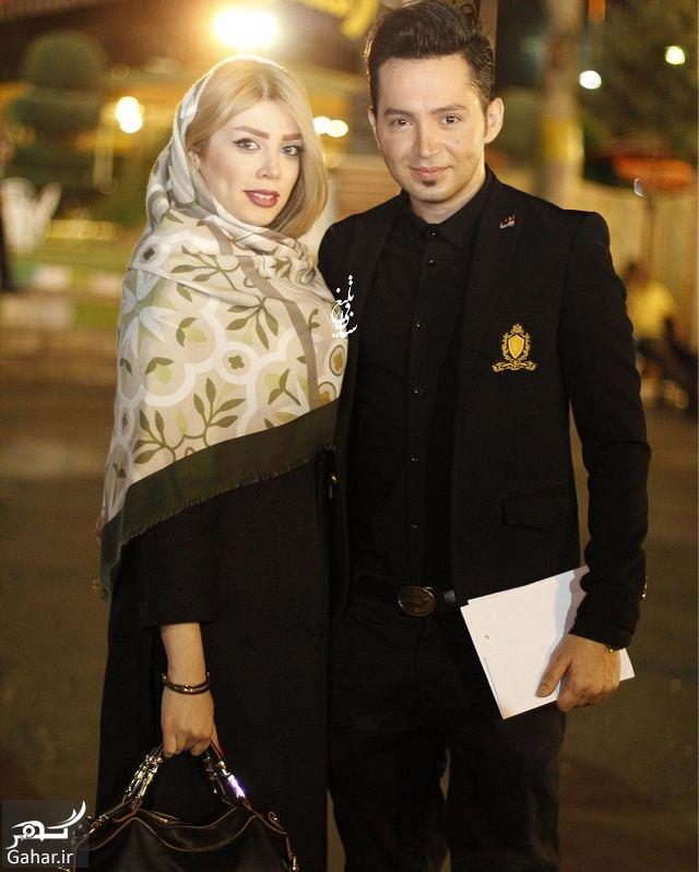 567727 Gahar ir عکس های متفاوت شهنام شهابی و همسرش در نوزدهمین جشن خانه سینما