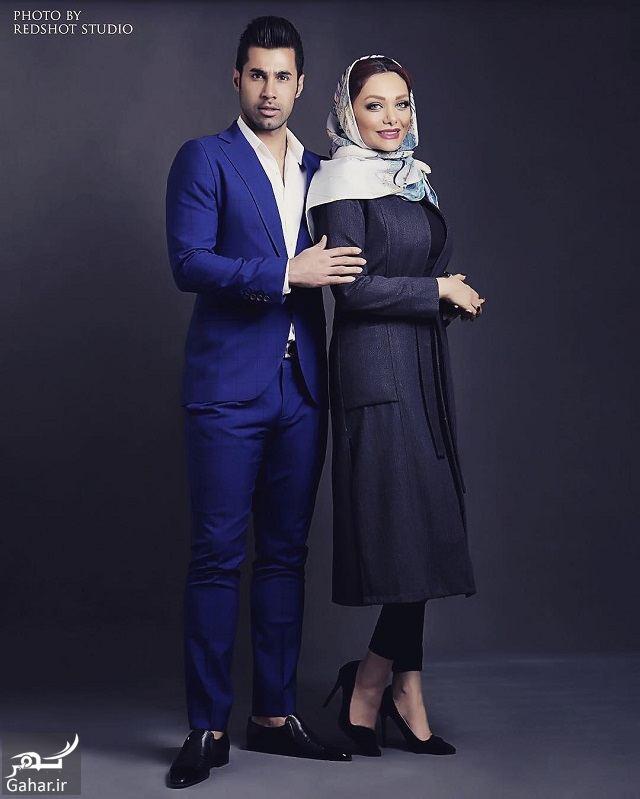 610860 Gahar ir عکس های دیدنی محسن فروزان و همسر مدلینگ اش