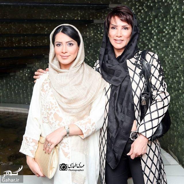 677441 Gahar ir عکس جدید و جذاب مهشید افشارزاده «بازیگر 52 ساله» و دخترش